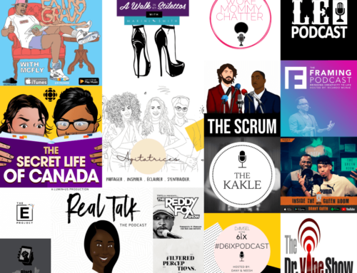 Celebrate Black History Month through These Canadian Podcasts